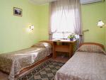 Гостиница Альпинист, Бишкек
