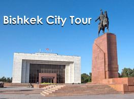 One-Day Tour-6: Bishkek