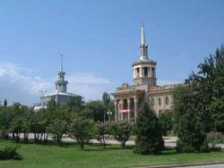 Bishkek city, Kirgizia(Kyrgyzstan)