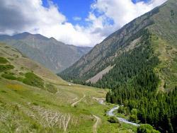 Tour to Shamsi Gorge